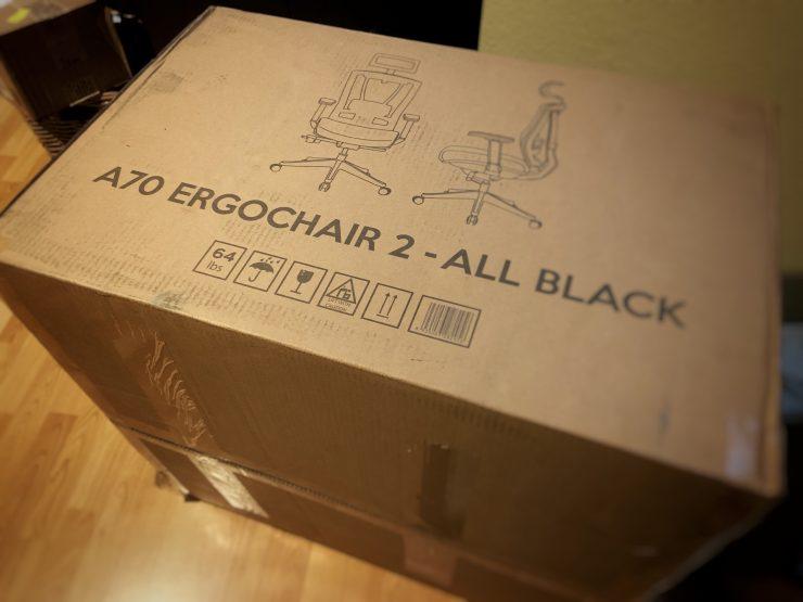 ergochair 2 box
