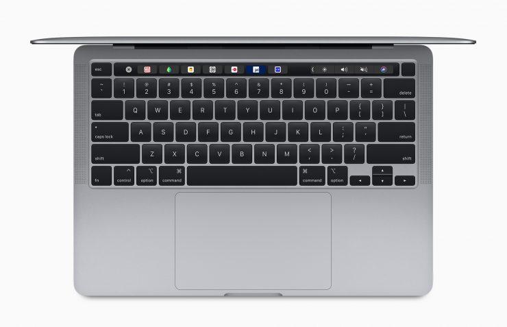 Apple macbook pro 13 inch magic keyboard screen 05042020