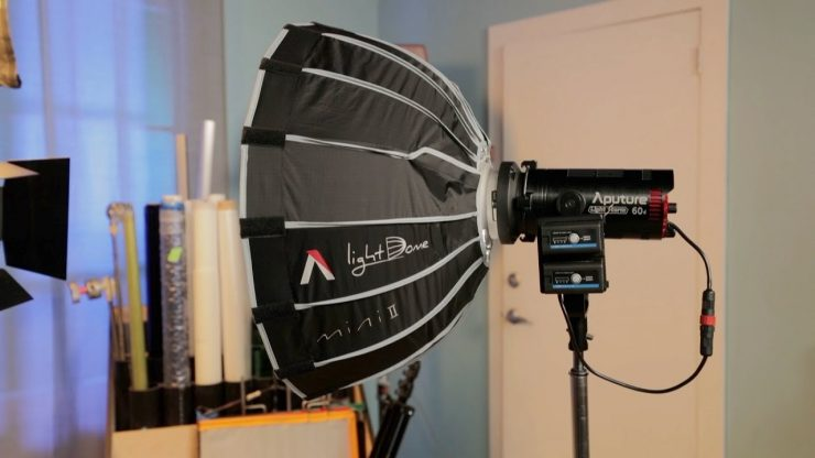 Aputure shows new Light Storm 60d and 60x