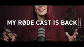 Calling All Podcasters My RØDE Cast Is Back