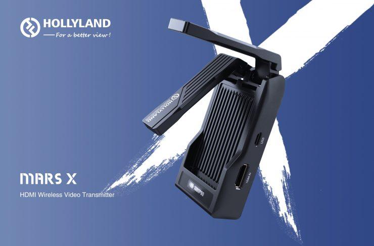 Hollyland Mars X - Newsshooter