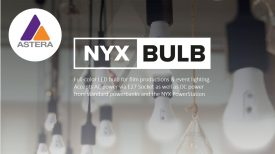 The new NYX Bulb 5pm