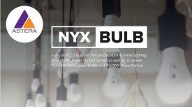 The new NYX Bulb 5pm