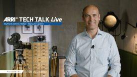 ARRI TECH TALK Live SkyPanel Orbiter Stellar News and Update English Version