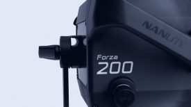 NANLITE Forza 200 The Perfect balance of Power and Portability