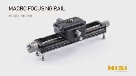 NiSi Macro Focusing Rail NM 180