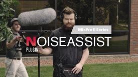 NoiseAssist for MixPre II Series