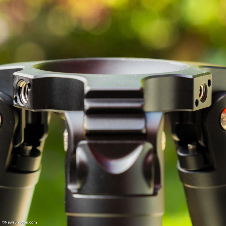 iFootage Gazelle TC9 Arri mounts