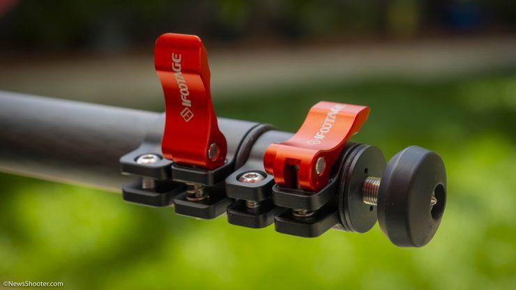 iFootage Gazelle TC9 leg locks