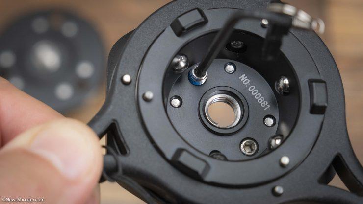 iFootage Seastar set screw 1