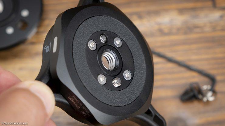 iFootage Seastar set screw 2