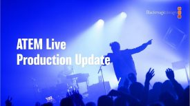 ATEM Live Production Update