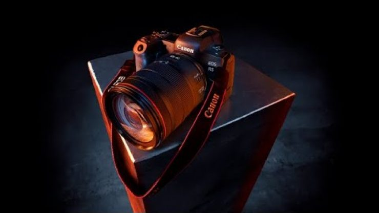 Canon EOS R5 Full Frame Mirrorless Complete Feature Breakdown