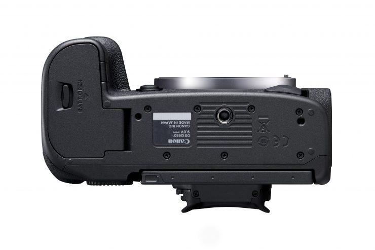 Canon EOS R5 Bottom BODY