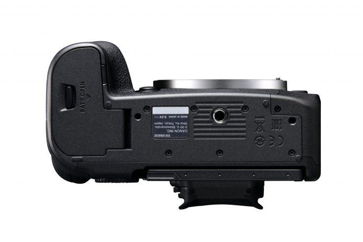 Canon EOS R6 Bottom BODY