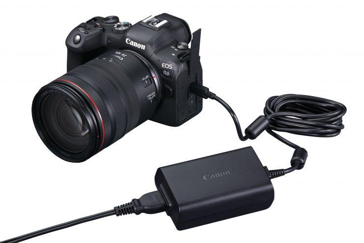 Canon EOS R6 PD E1