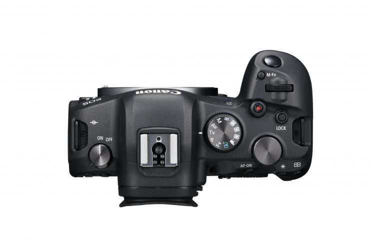 Canon EOS R6 Top BODY