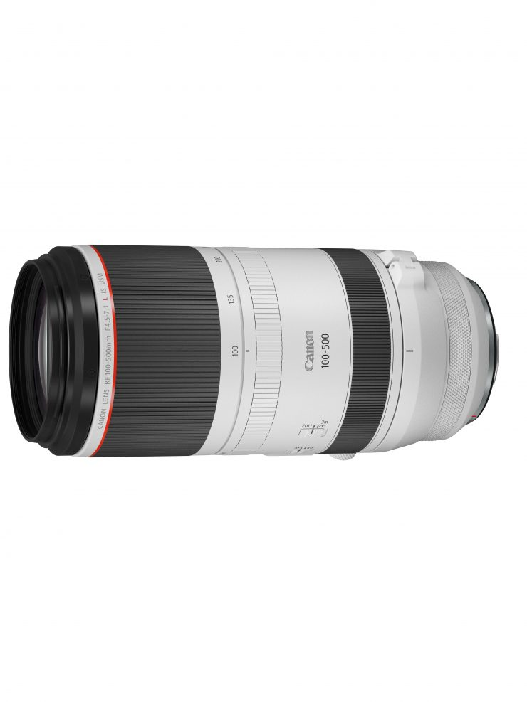 Canon RF100 500mm F4 5 7 1 L IS USM