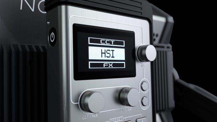 NovaP300c HSI