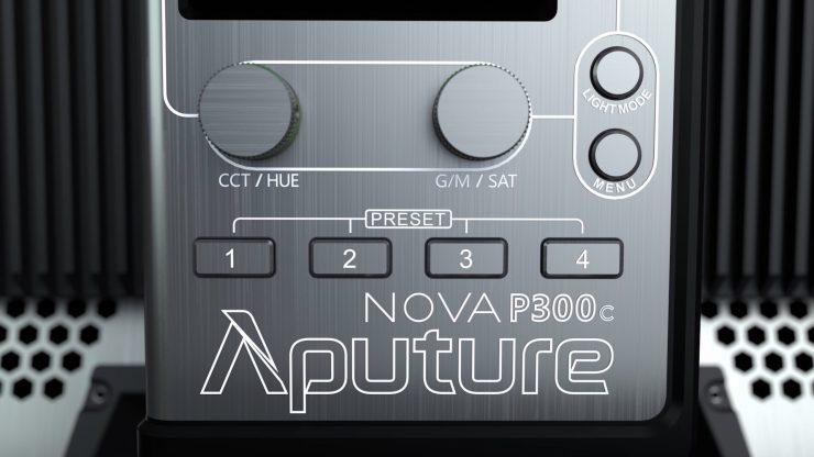 NovaP300c controller