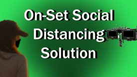 On Set Social Distancing Solution