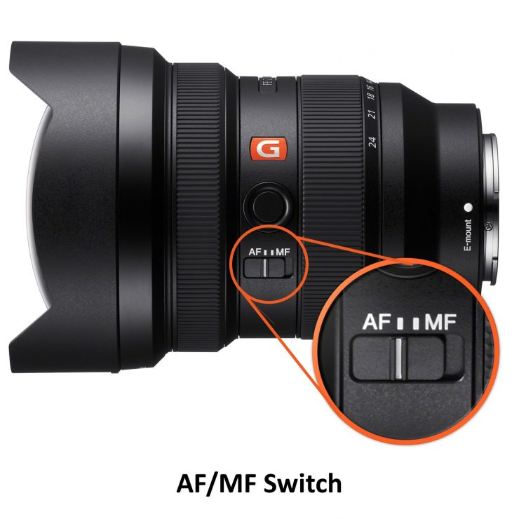 SEL1224GM AF MF Switch
