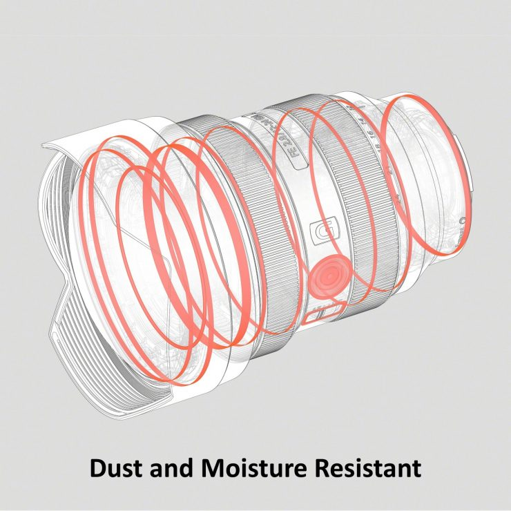 SEL1224GM Dust and Moisture Resistant