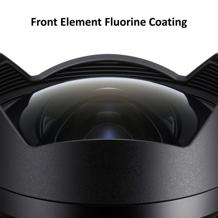 SEL1224GM Front Flourine Coating