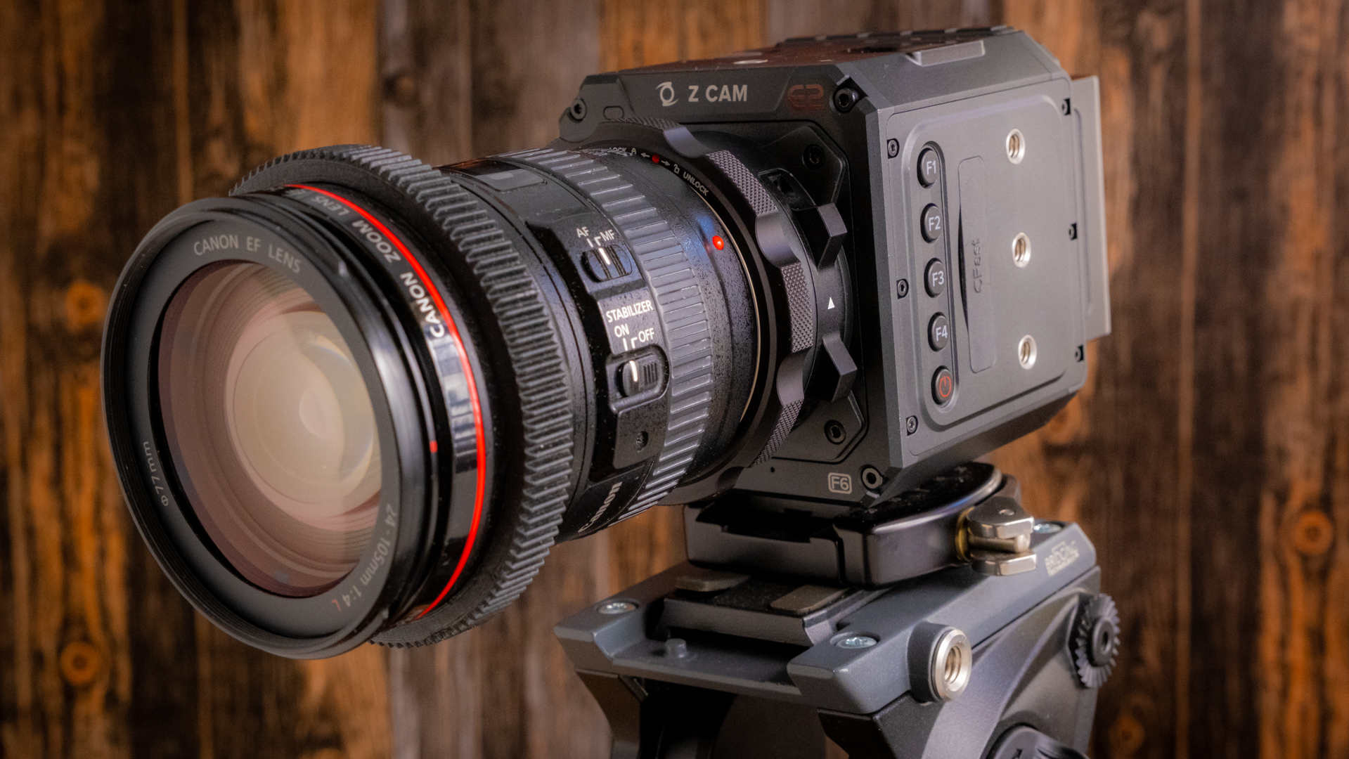 Z Cam E2-F6 Full-Frame 6K Cinema Camera Review