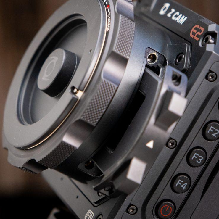 E2 F6 Canon eND screw