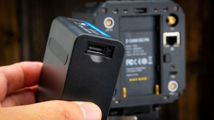 E2 F6 NPF USB input