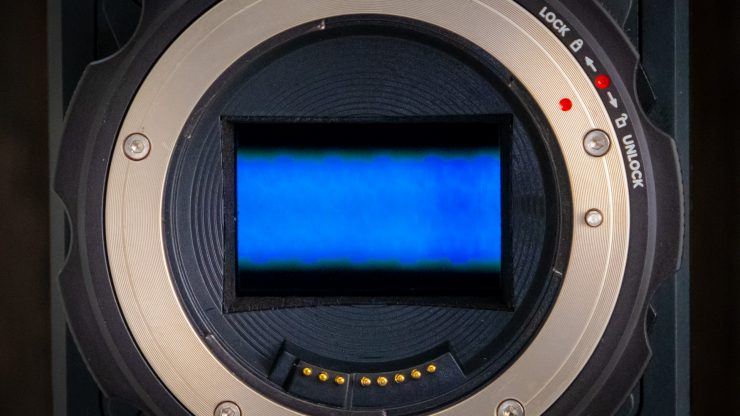E2 F6 Sensor