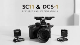 Features and Specifications of the DCS 1 and SC11