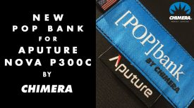 POP Bank for Aputure P300c