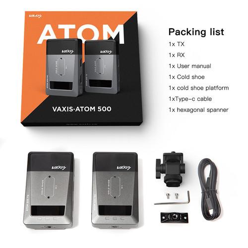 Vaxis Atom 500 kit