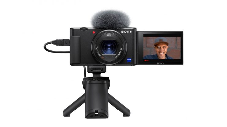 Sony Unveils Free Software that Turns Your Sony Camera into a Webcam