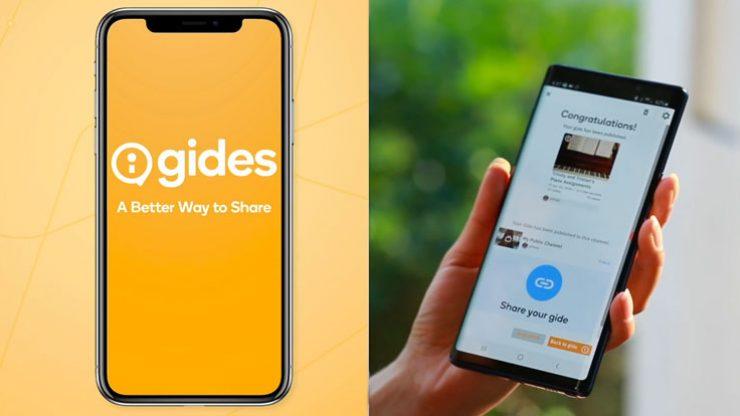 gides share
