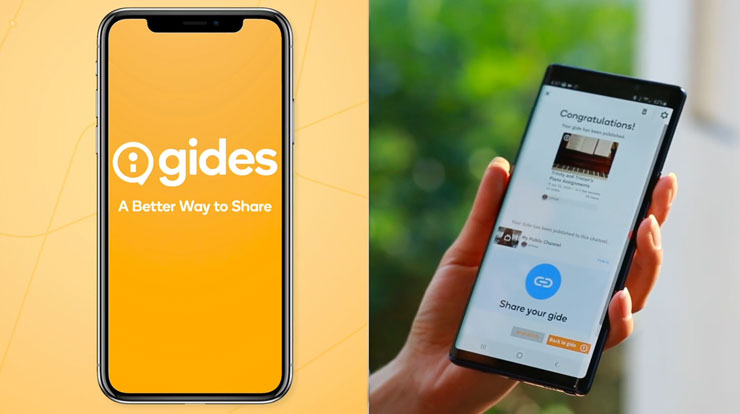 Gides, a new social media alternative - Newsshooter