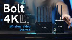 Bolt 4K LT Compact 4K HDR Wireless Video – Teradek