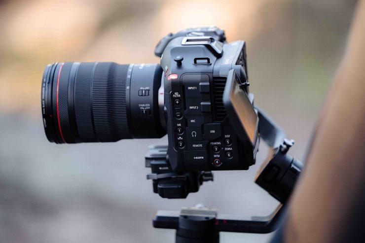 Canon EOS C70 Lifestyle images 12