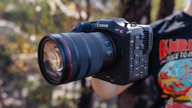 Canon EOS C70 Lifestyle images 31