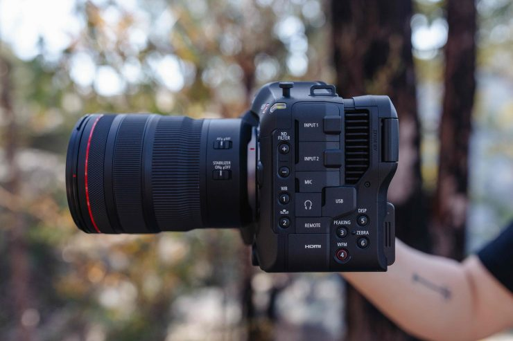 Canon EOS C70 Lifestyle images 34