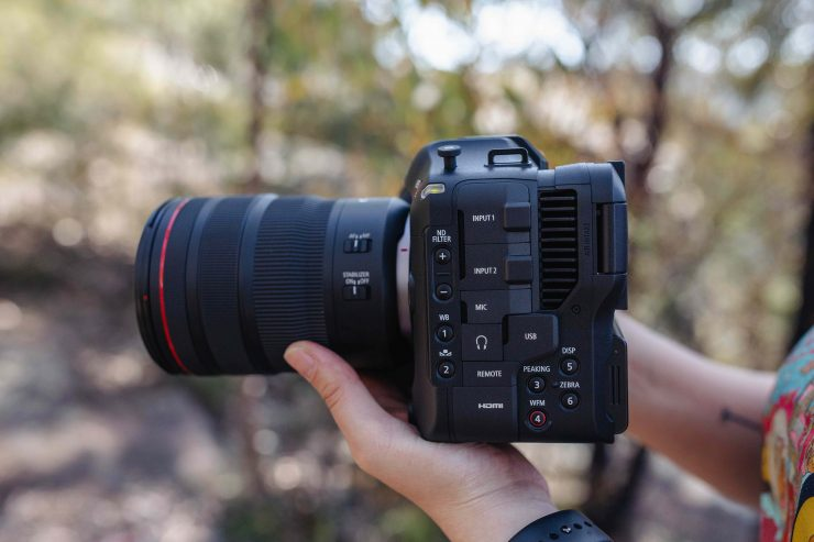 Canon EOS C70 Lifestyle images 35