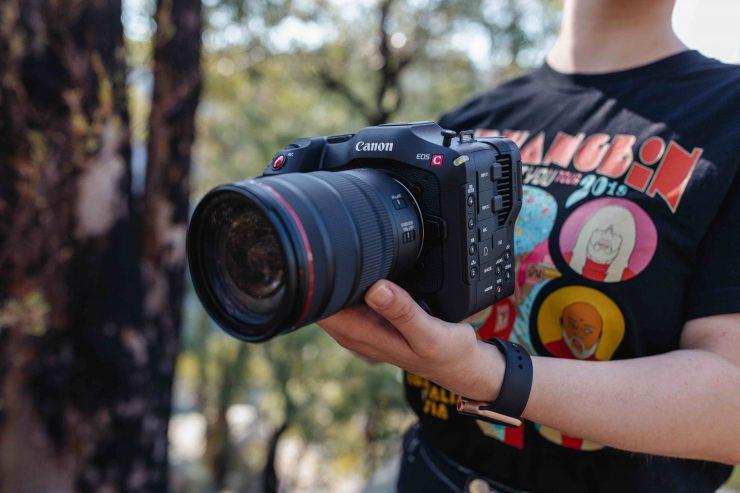 Canon EOS C70 Lifestyle images 36