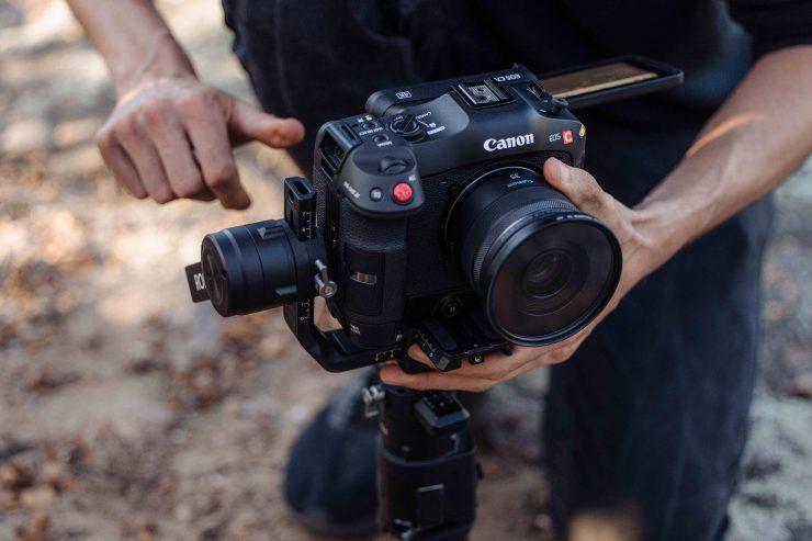 Canon EOS C70 Lifestyle images 82
