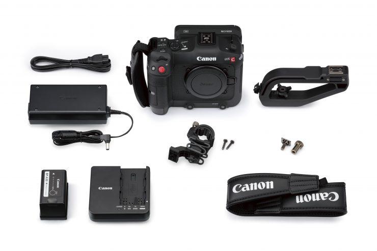 Canon EOS C70 kit