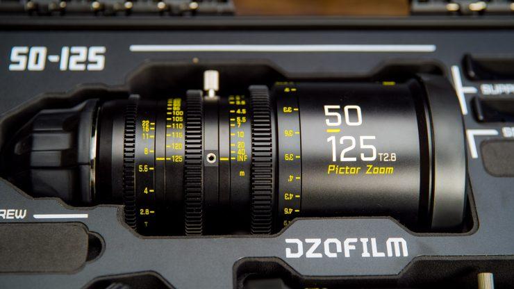 DZOFILMS 50 125 Pictor Zoom