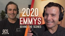 How the 2020 EMMYS were shot REMOTELY