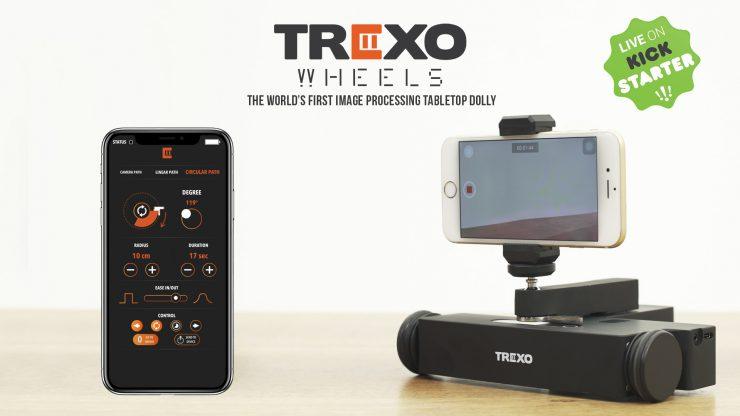 TrexoWheels Kickstarter