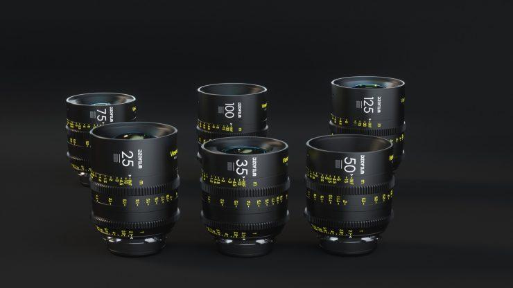 Lens Kit A 6pcs PL